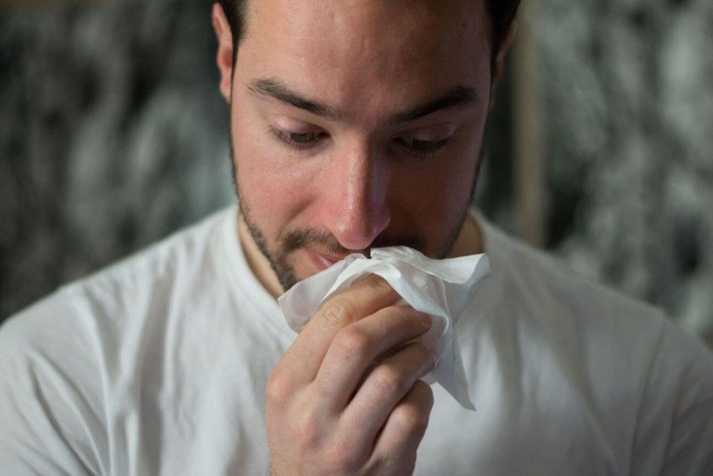 receta para la alergia