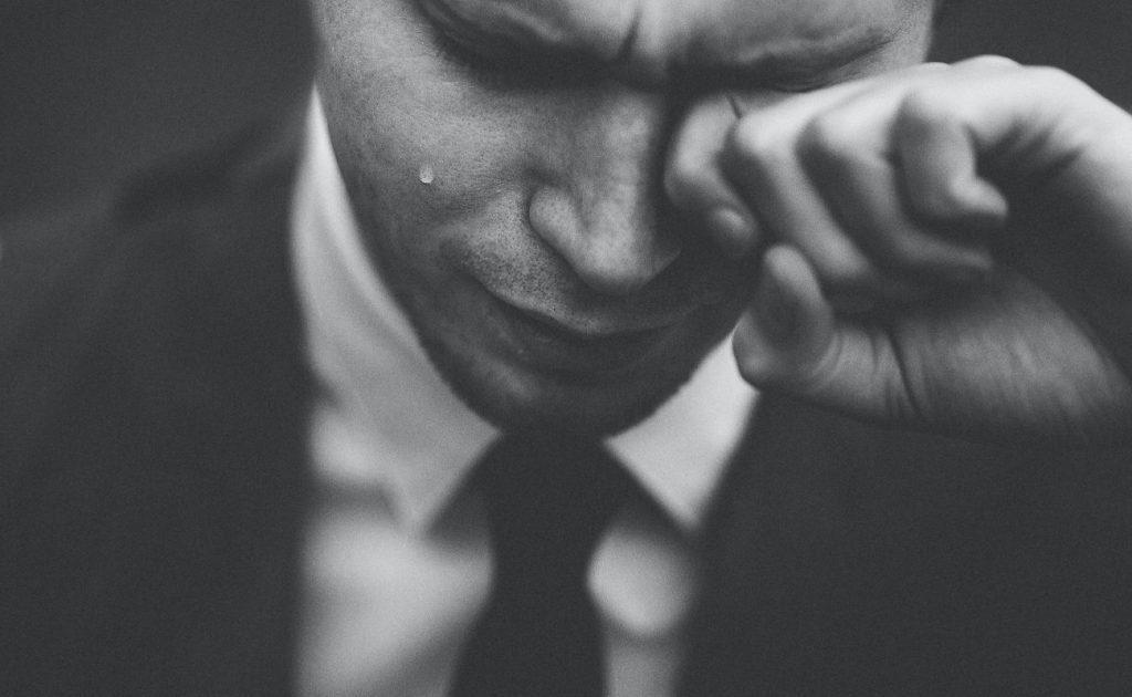 llorar es bueno para la ansiedad