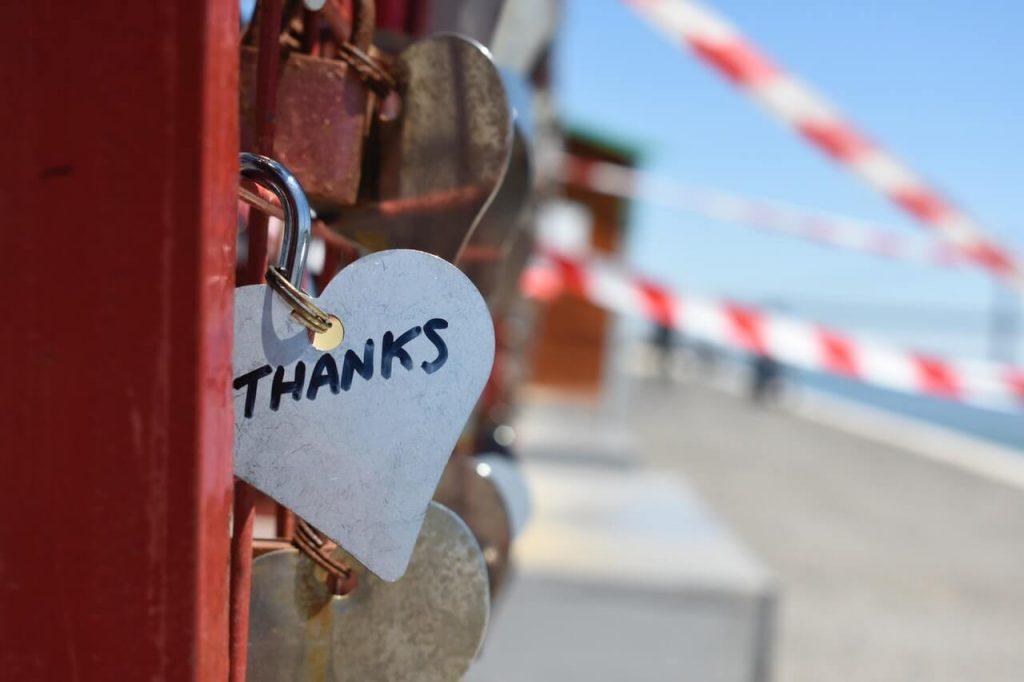 diario de agradecimiento