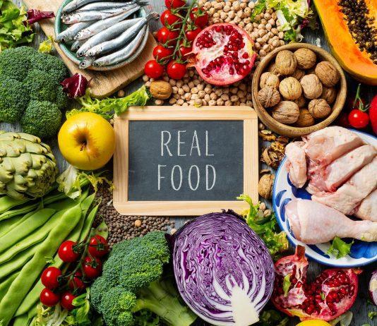 que es el movimiento real food