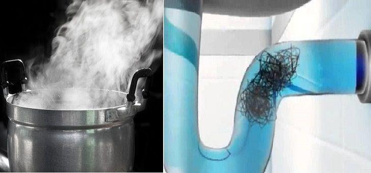 desatascar tuberia fregadero