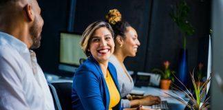 actitudes positivas en el trabajo