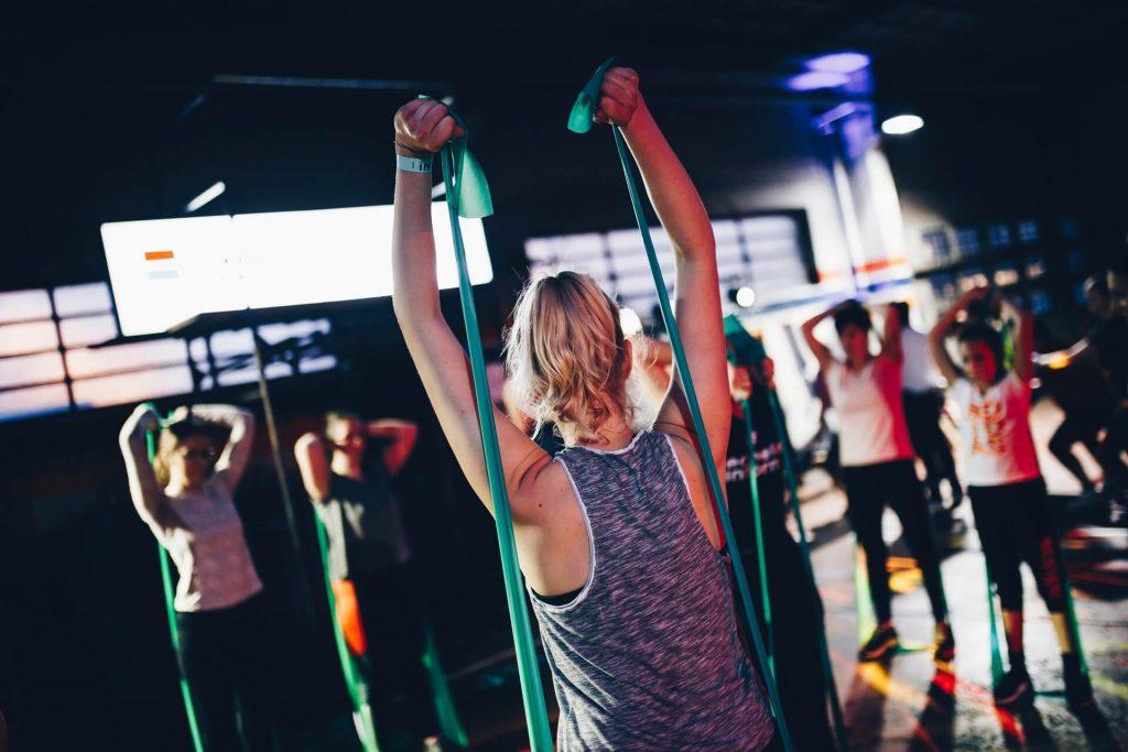 rutinas para volver al gym