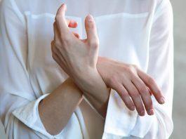 manos agrietadas