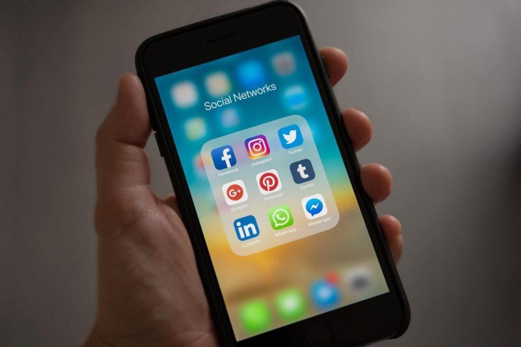 desconectar redes sociales